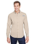 Custom Embroidered Columbia 7253 Men 2.4 oz Tamiami II Long-Sleeve Shirt