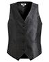 Edwards 7396 Women V-Neck Sleeveless Grid Brocade Vest