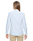 North End 77043 Women Paramount Wrinkle-Resistant Cotton Blend Twill Checkered Shirt