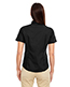 Core 365 78194 Women Optimum Short-Sleeve Twill Shirt