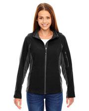North End 78198 Women Generate Textured Fleece Jacket