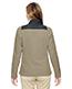 North End 78215 Women Excursion Trail Fabric-Block Fleece Jacket