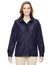 North End 78216 Women Excursion Transcon Lightweight Jacket With Pattern