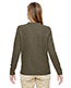 North End 78221 Women Excursion Nomad Performance Waffle Henley