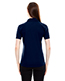 North End 78632 Women Recycled Polyester Performance Pique Polo