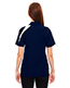 North End 78645 Women Impact Performance Polyester Pique Colorblock Polo