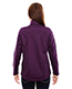 North End 78655 Women Splice Three-Layer Light Bonded Soft Shell Jacket With Laser Welding