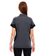 North End 78677 Women Refresh Utk Cool.Logik  Coffee Performance Melange Jersey Polo