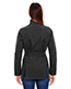 North End 78801 Women Skyscape Three-Layer Textured Two-Tone Soft Shell Jacket