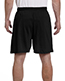Custom Embroidered Champion 8187 Men 6 Oz. Cotton Gym Short