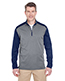 Gry Heather/ Nvy - Closeout