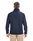 Ultraclub 8280 Men Ripstop Soft Shell Jacket With Cadet Collar