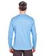 Ultraclub 8401 Men Cool & Dry Sport Long-Sleeve Tee