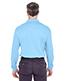 Ultraclub 8405LS Men Cool & Dry Sport Long-Sleeve Polo