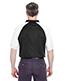 Ultraclub 8409 Men Cool & Dry Sport Shoulder Block Polo
