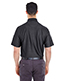 Ultraclub 8413 Men Cool & Dry Elite Tonal Stripe Performance Polo