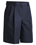 Edwards 8419 Women Moisture Wicking One Back Pocket Pleated Chino Zipper