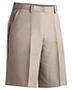 Edwards 8422 Women Soft Silky Drape Microfiber Flat Front Shorts