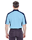 Ultraclub 8447 Adult Cool & Dry Stain-Release 2tone Performance Polo