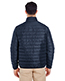 UltraClub 8469 Men Quilted Puffy Jacket