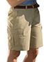 Edwards 8473 Women Moisture Wicking Two Cargo Pocket Short