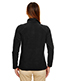 Ultraclub 8498 Women Microfleece Full-Zip Jacket