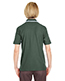 Ultraclub 8546 Women Shortsleeve Whisper Pique Polo With Tipped Collar