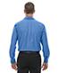 North End 87038 Men Windsor Long-Sleeve Oxford Shirt