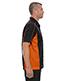 North End 87042 Men Fuse Colorblock Twill Shirt