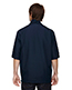 North End 88084 Men M·I·C·R·O Plus Lined short sleeve Wind Shirt with Teflon