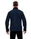 North End 88099 Men Three-Layer Fleece Bonded Performance Soft Shell Jacket