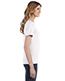 Anvil 880 Women Ringspun Fashion Fit T-Shirt