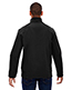 North End 88156 Men Compass Colorblock Three-Layer Fleece Bonded Soft Shell Jacket