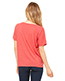 Bella + Canvas 8815 Women Slouchy V-Neck T-Shirt