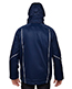 North End 88196 Men Angle 3-In-1 Jacket With Bonded Fleece Liner