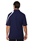 North End 88645 Men Impact Performance Polyester Pique Colorblock Polo