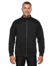 North End 88660 Men Evoke Bonded Fleece Jacket