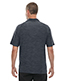 North End 88668 Men Barcode Performance Stretch Polo