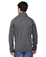 North End 88669 Men Peak Sweater Fleece Jacket