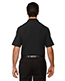 North End 88675 Men Charge Recycled Polyester Performance short sleeve Shirt