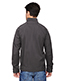 North End 88801 Men Skyscape Three-Layer Textured Two-Tone Soft Shell Jacket