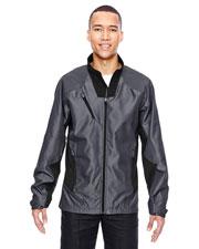 North End 88807 Men Interactive Aero Two-Tone Lightweight Jacket