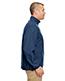 Ultraclub 8936 Men Micropoly 1/4-Zip Wind Shirt