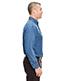 Ultraclub 8960T Men Tall Cypress Denim With Pocket