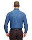 Ultraclub 8960 Men C Adult Cypress Colors Woven With Pocket