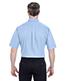 Ultraclub 8972T Men Tall Classic Wrinklefree Shortsleeve Oxford