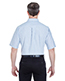 Ultraclub 8972 Men Classic Wrinkle-Free Short-Sleeve Oxford