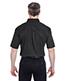 Ultraclub 8977 Men Short-Sleeve Whisper Twill