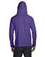 Anvil 987AN Adult Lightweight Long-Sleeve Hooded T-Shirt