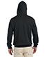 Jerzees 994MR Men 8 Oz. 50/50 Nublend Fleece Quarter-Zip Pullover Hood